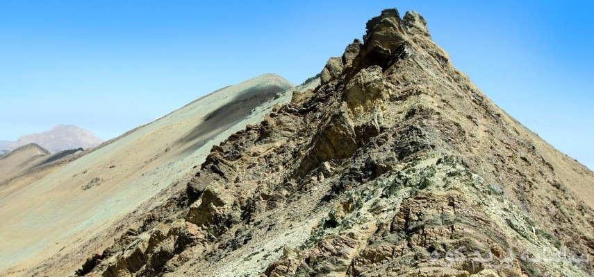 صعود قله خلنو