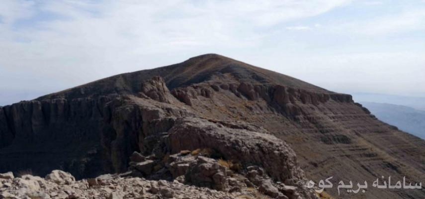 صعود به قله کان صیفی - طرح سیمرغ