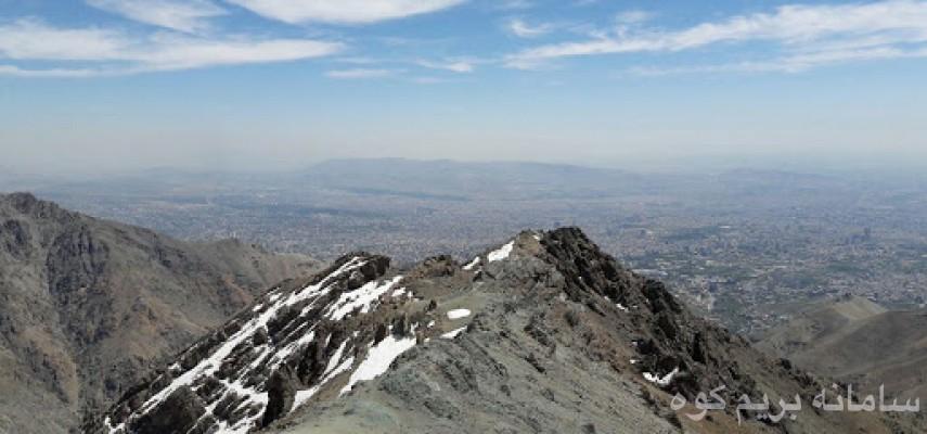 صعود به قله دوشاخ
