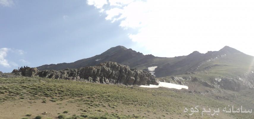 صعود قله کلون بستک ( پیش برنامه صعود قله دماوند)