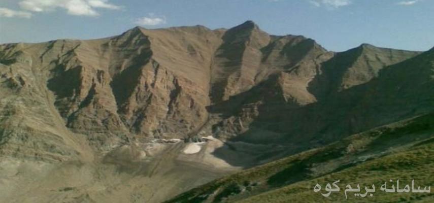 صعود به قله شاه البرز- بام استان البرز (طرح سیمرغ)