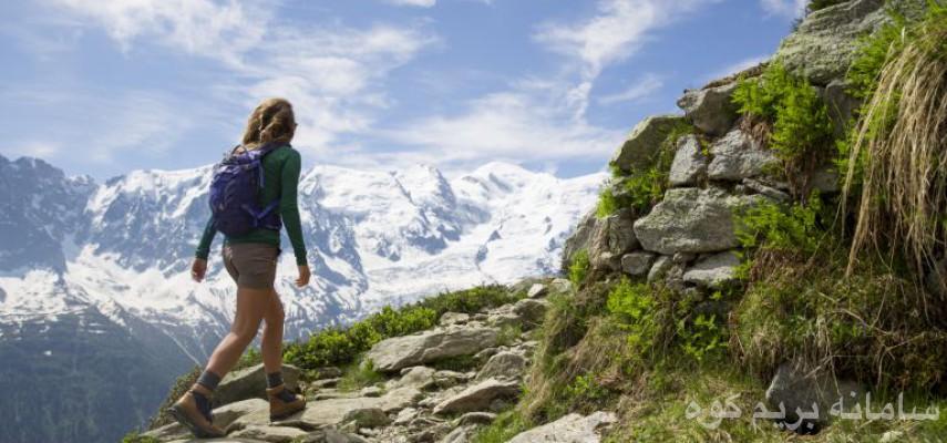 کارآموزی کوهپیمایی – بانوان