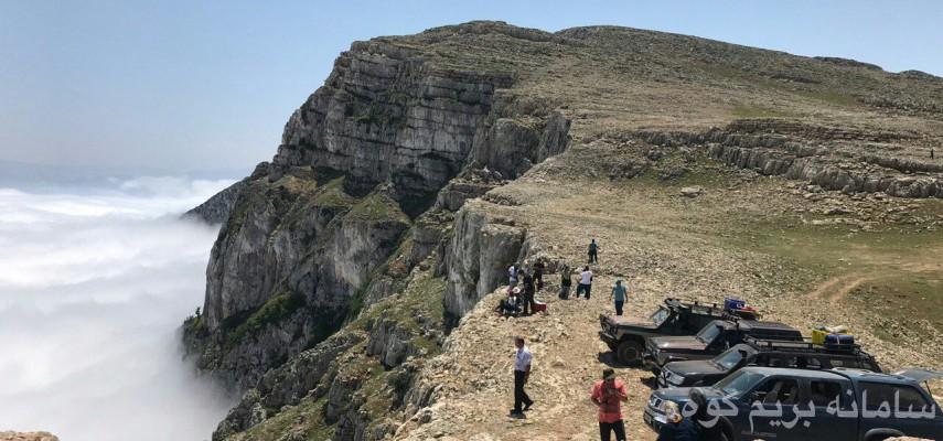 سافاری منطقه دالفک( بام گیلان) و روستای استخرگاه(بهشت گمشده)