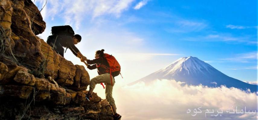 دوره کوهپیمایی آقایان