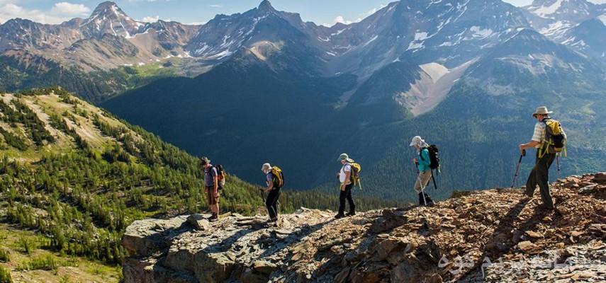 کارآموزی کوهپیمایی(ویژه  بانوان )