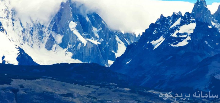 صعود قله آزادکوه ارتفاع4355