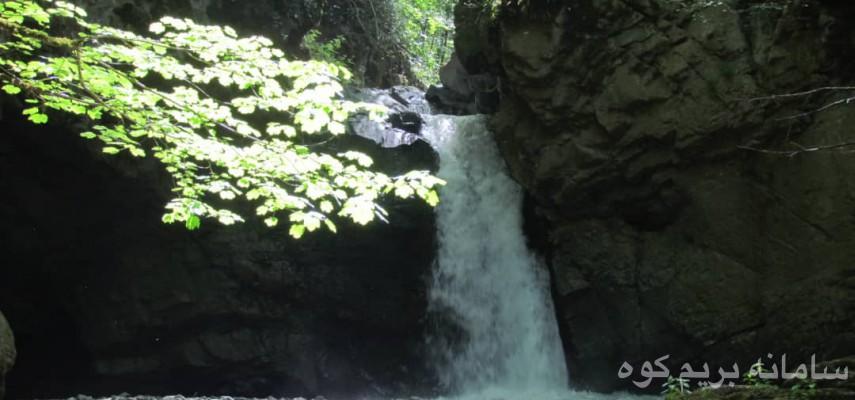 پیمایش خلخال به آبشار ویسادار