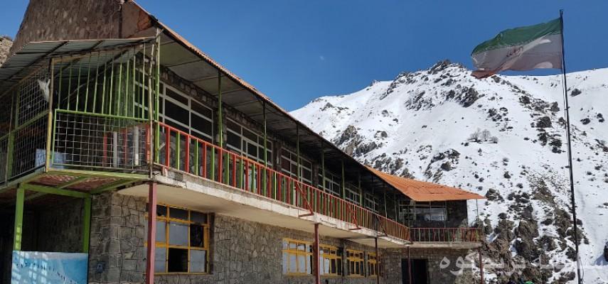 کوهپیمایی تا پناهگاه پلنگچال