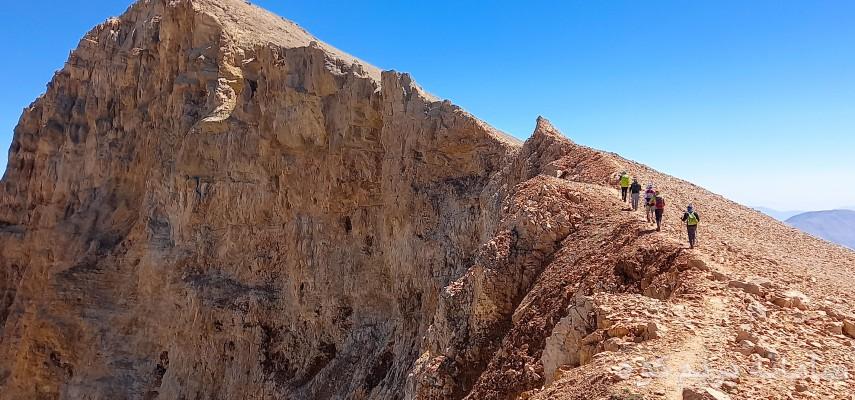طرح سیمرغ- صعود به قله کلونچین (استان چهارمحال بختیاری)