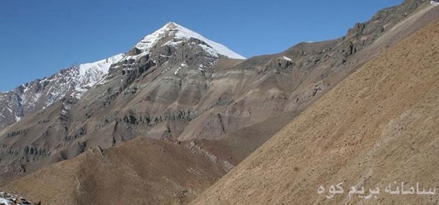 صعود قله پرسون