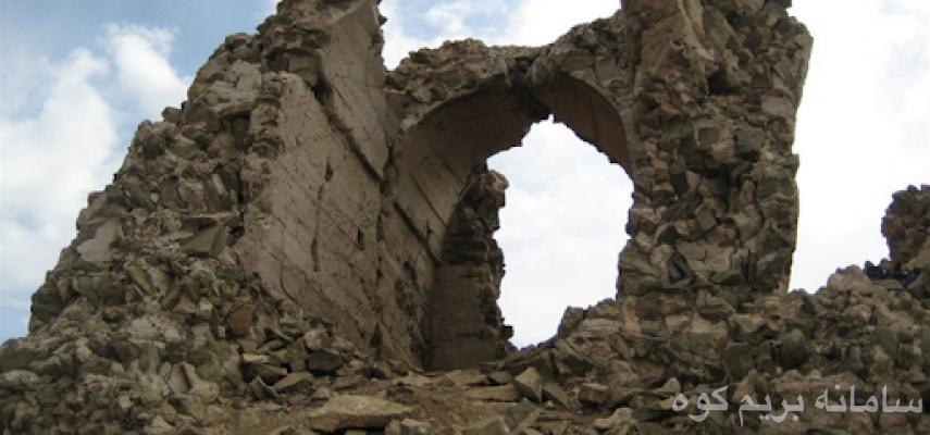 قله قلعه دختر(قزل ماما)