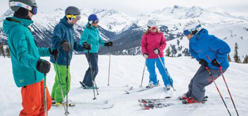 دوره آموزش اسکی آلپاین (مقدماتی)