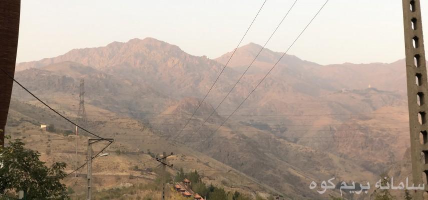 صعود قله اسپیلت