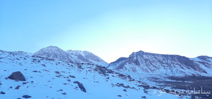 کلاس کارآموزی هواشناسی کوهستان