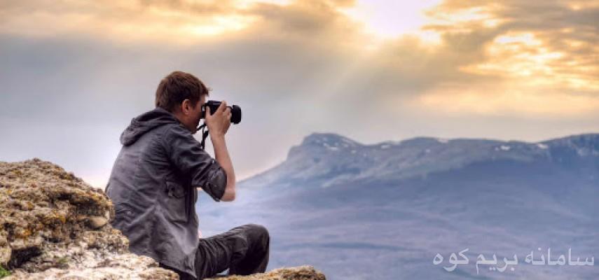 دوره عکاسی در طبیعت