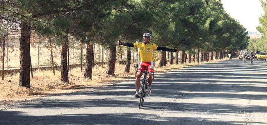 دوچرخه سواری جاده باغرود