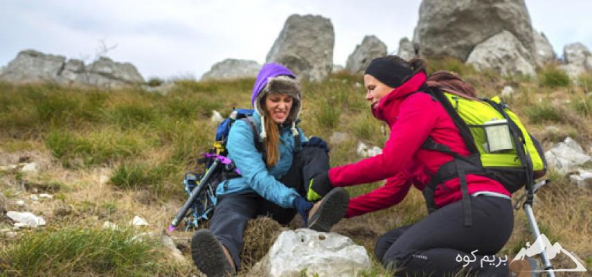 دوره جامع آسیب شناسی ورزشی در کوهنوردی (وبینار)