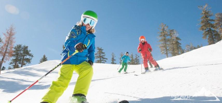 دوره آموزش اسکی آلپاین VIP