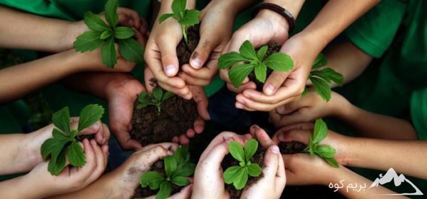 کارگاه آموزشی مبانی حفظ محیط زیست