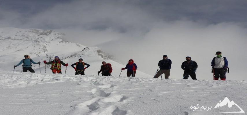 صعود به قله خشچال