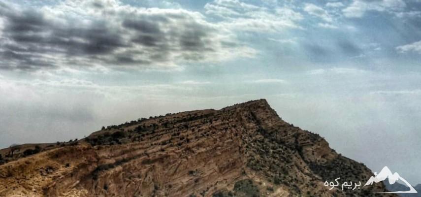 صعود قله بیرمی (پروژه سیمرغ)