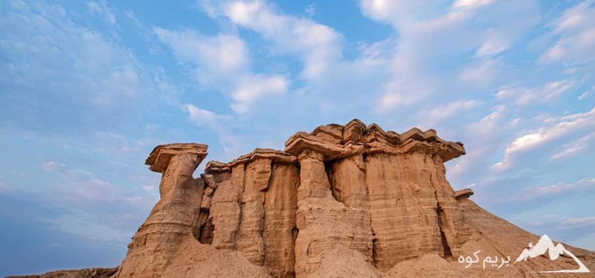 صعود به قله بیرمی و بوشهر گردی