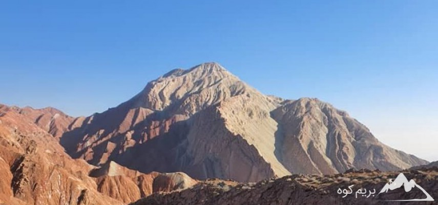 صعود قله طلا