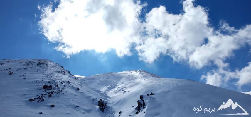 قله لیزه و لیچه و کندور