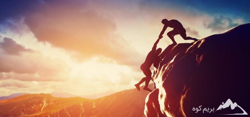 دومین دوره آنلاین آشنایی با راهبری و سرپرستی در کوهنوردی