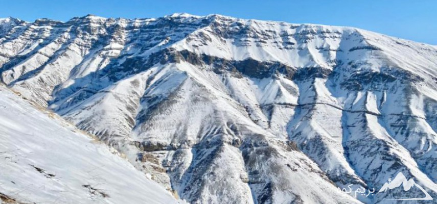 صعود قله عرقچین