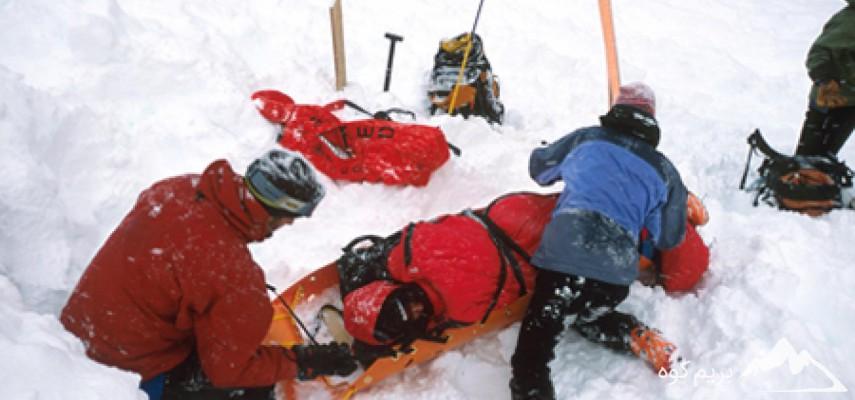 کارگاه آموزشی بهمن شناسی و نجات برف