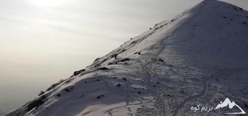 صعود قله کماچال