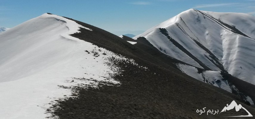 صعود قله ورجین