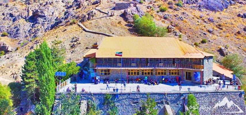 پناهگاه پلنگچال و هفت چشمه