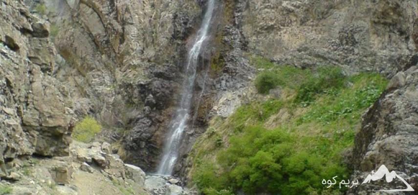 پیمایش دارآباد تا آبشار چال مگس