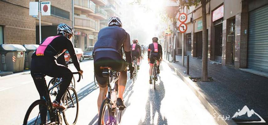 دوره آنلاین آموزش مقدماتی دوچرخه سواری