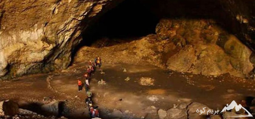 پیمایش غار رود افشان