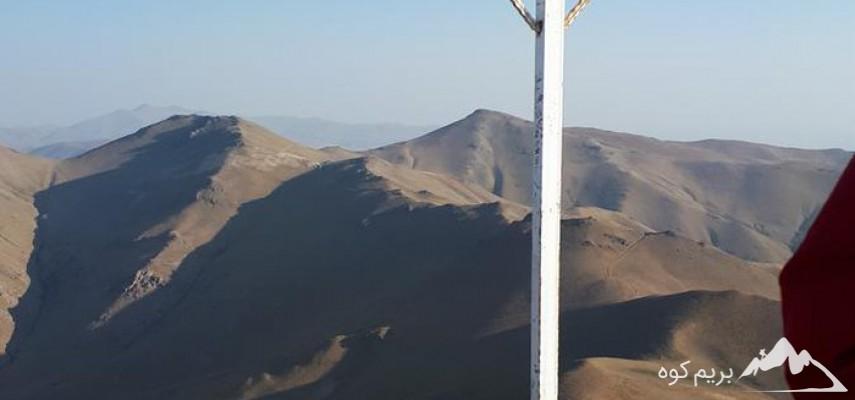 صعود قله بلقیس ( طرح سیمرغ)