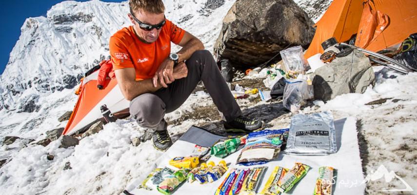 دوره آنلاین اصول تغذیه در کوهنوردی(با ارائه گواهینامه)