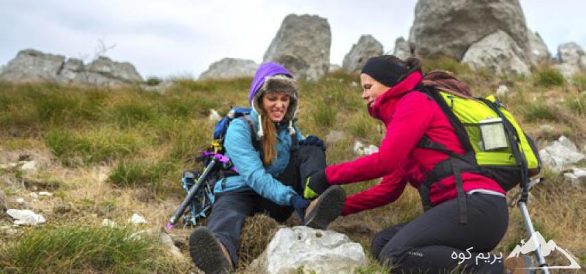 دوره آنلاین آسیب های ورزشی در کوهنوردی(با ارائه گواهینامه)