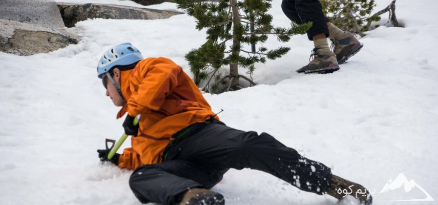 کارآموزی برف مقدماتی
