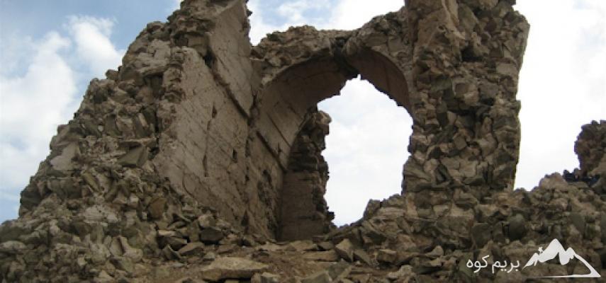 صعود قله قلعه دختر