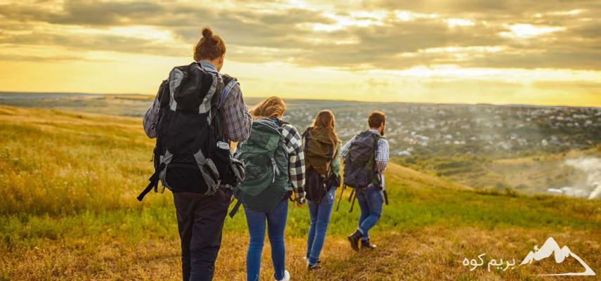 کارآموزی کوهپیمایی-با مدرک رسمی