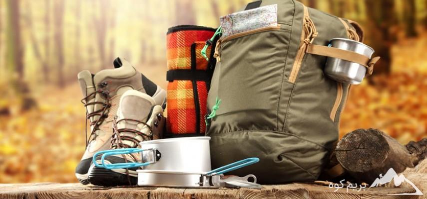 دوره آنلاین شناخت تجهیزات کوهنوردی و طبیعت گردی