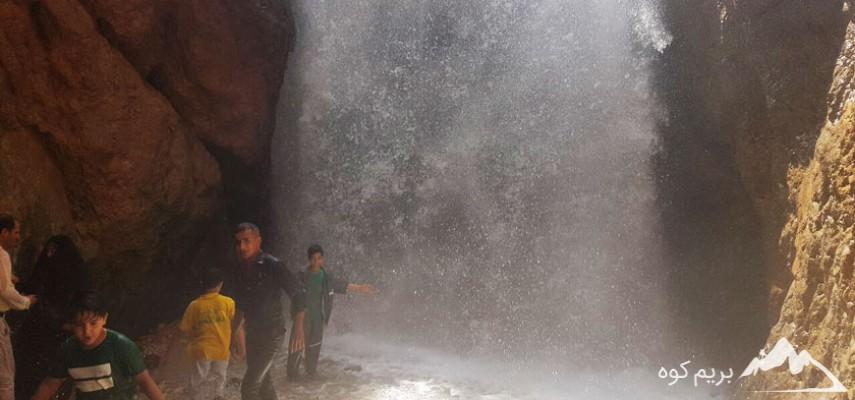 پیمایش جنگل ابر- بازدید از آبشار آلوچال و آبشار مجن- باز دید از بسطام