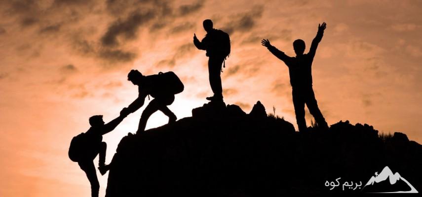 دوره آنلاین آشنایی با راهبری و سرپرستی در کوهنوردی