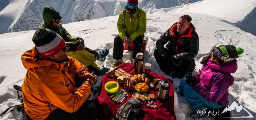 دوره آنلاین نقش تغذیه در اجرای موفق برنامه های کوهنوردی