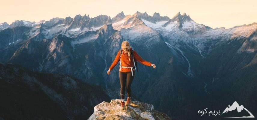 دوره آنلاین اصول پایه ای کوهنوردی ایمن در بانوان