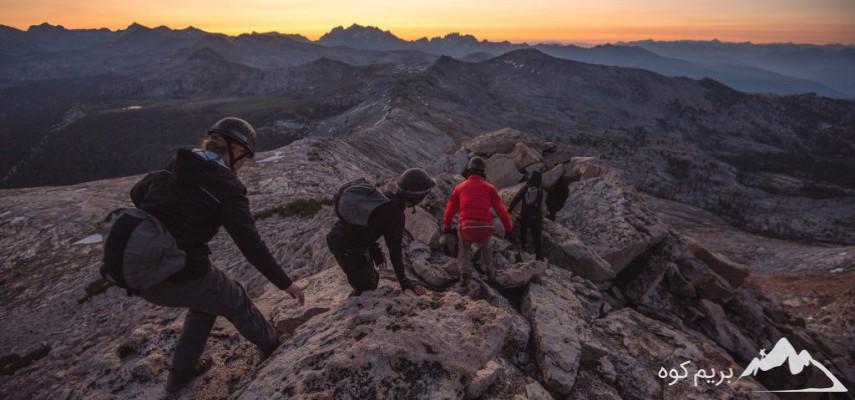 دوره کارآموزی کوهپیمایی مقدماتی (آقایان)