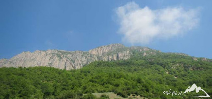 پیمایش جنگلی قله ارفع ده و چشمه پراو